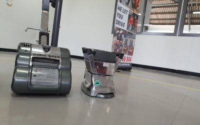 HT8 and HT2 floor sander and edger for hire